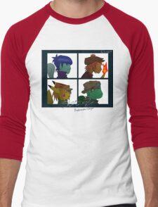 Starterz - Pokemon-Days Men's Baseball ¾ T-Shirt