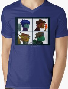 Starterz - Pokemon-Days Mens V-Neck T-Shirt