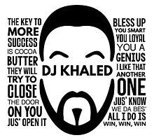 DJ Khaled by FreeVelocity