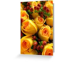 Peachy Perfect! Greeting Card