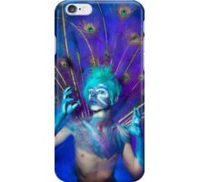 PSYCHE: Throat Chakra / Wise Man Archetype iPhone Case/Skin