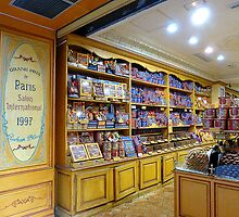 A French Shop For Ellen by Fara