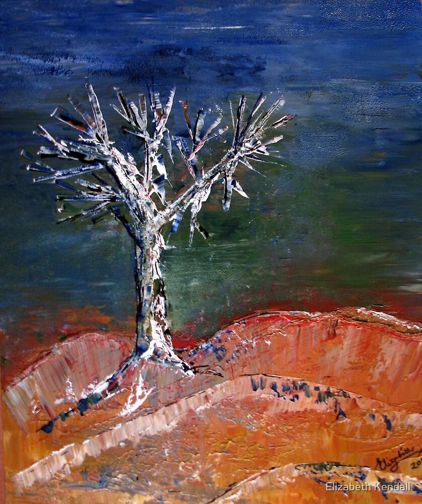 Lone tree by Elizabeth Kendall