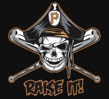 Raise The Jolly Roger!! by beanzomatic