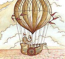 Float Away... by NadiaTurner