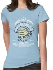 Helix Fossil University Womens Fitted T-Shirt
