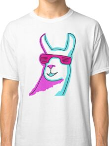Cool Llama Classic T-Shirt