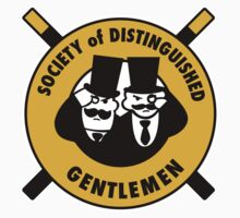 The Society of Distinguished Gentlemen Kids Tee