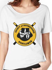 The Society of Distinguished Gentlemen Women's Relaxed Fit T-Shirt