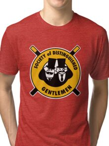The Society of Distinguished Gentlemen Tri-blend T-Shirt
