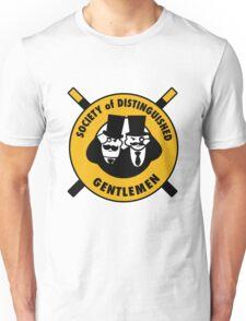 The Society of Distinguished Gentlemen Unisex T-Shirt