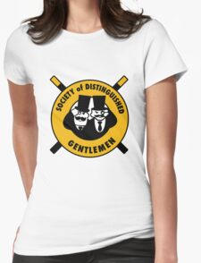The Society of Distinguished Gentlemen Womens Fitted T-Shirt