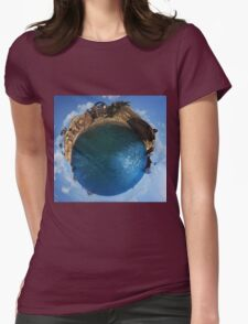 Halo 3  Womens Fitted T-Shirt