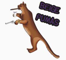 Beige Pumas Logo  by beigepumas