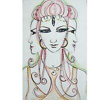 Devi Photographic Print