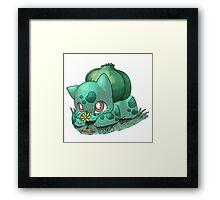 Flower for cutie~ Framed Print