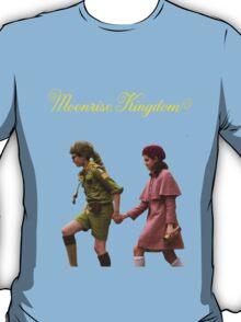 Moonrise Kingdom- Sam and Suzy T-Shirt