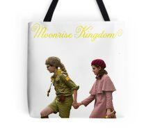Moonrise Kingdom- Sam and Suzy Tote Bag