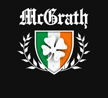 McGrath Family Shamrock Crest (vintage distressed) Unisex T-Shirt