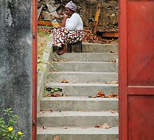 Congolese Woman by meta4ic