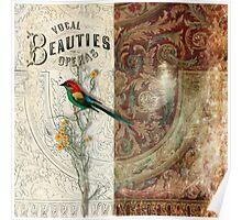 Vocal Beauties Poster