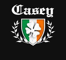 Casey Family Shamrock Crest (vintage distressed) Unisex T-Shirt