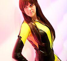 Duchess Sakura Cosplay - Silk Spectre  by sakuracosplay