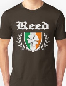 Reed Family Shamrock Crest (vintage distressed) T-Shirt