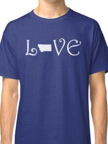 MONTANA LOVE Classic T-Shirt