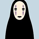 Spirited Away / No Face by sheakennedy