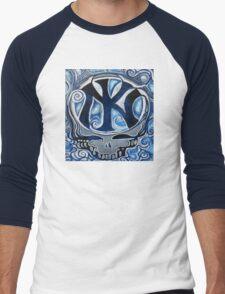 Steal Your Empire Design 1 Men's Baseball ¾ T-Shirt