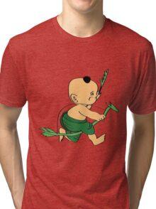 Khmer Kid Tri-blend T-Shirt