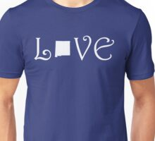 NEW MEXICO LOVE Unisex T-Shirt