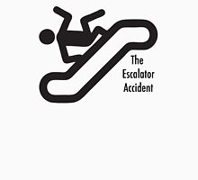 Escalator Accident Unisex T-Shirt
