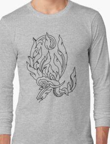 Khmer Ornament Long Sleeve T-Shirt