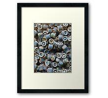 Landmines Framed Print
