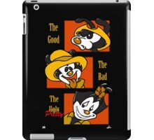 The Good, The Bad, & The Pretty iPad Case/Skin