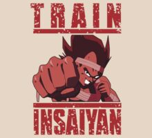 VEGETA Train Insaiyan: blood & sweat by KingKoko