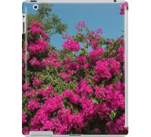 Bougainvillea iPad Case/Skin