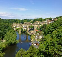 Knaresborough, Yorkshire by SaraHardman