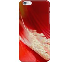 cactus flower iPhone Case/Skin