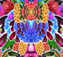 Flower Explosion Sticker