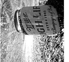 Beer, Served at Lake Superior Temp by Brian Berger