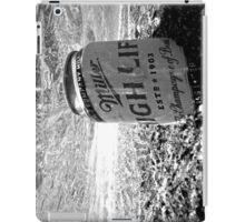 Beer, Served at Lake Superior Temp iPad Case/Skin
