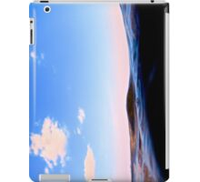 Sea Level iPad Case/Skin