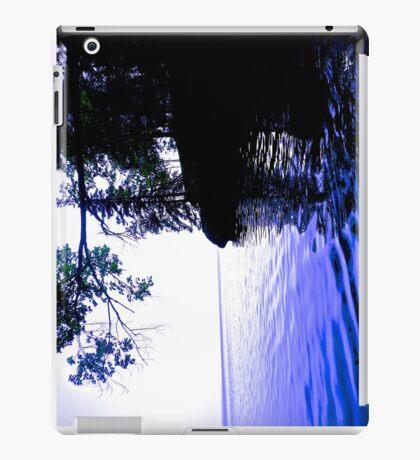 Purple Waters iPad Case/Skin