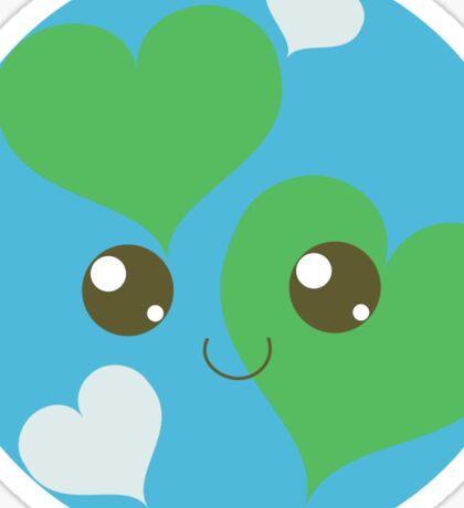 Precious Planet Sticker