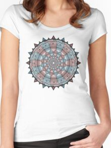 Capitol Collage Women's Fitted Scoop T-Shirt