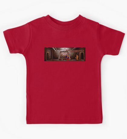 You're not supposed to be in here! (Monkey Island 2) Kids Tee