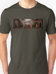 You're not supposed to be in here! (Monkey Island 2) T-Shirt